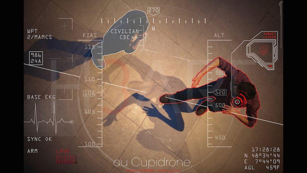 ou Cupidrone,