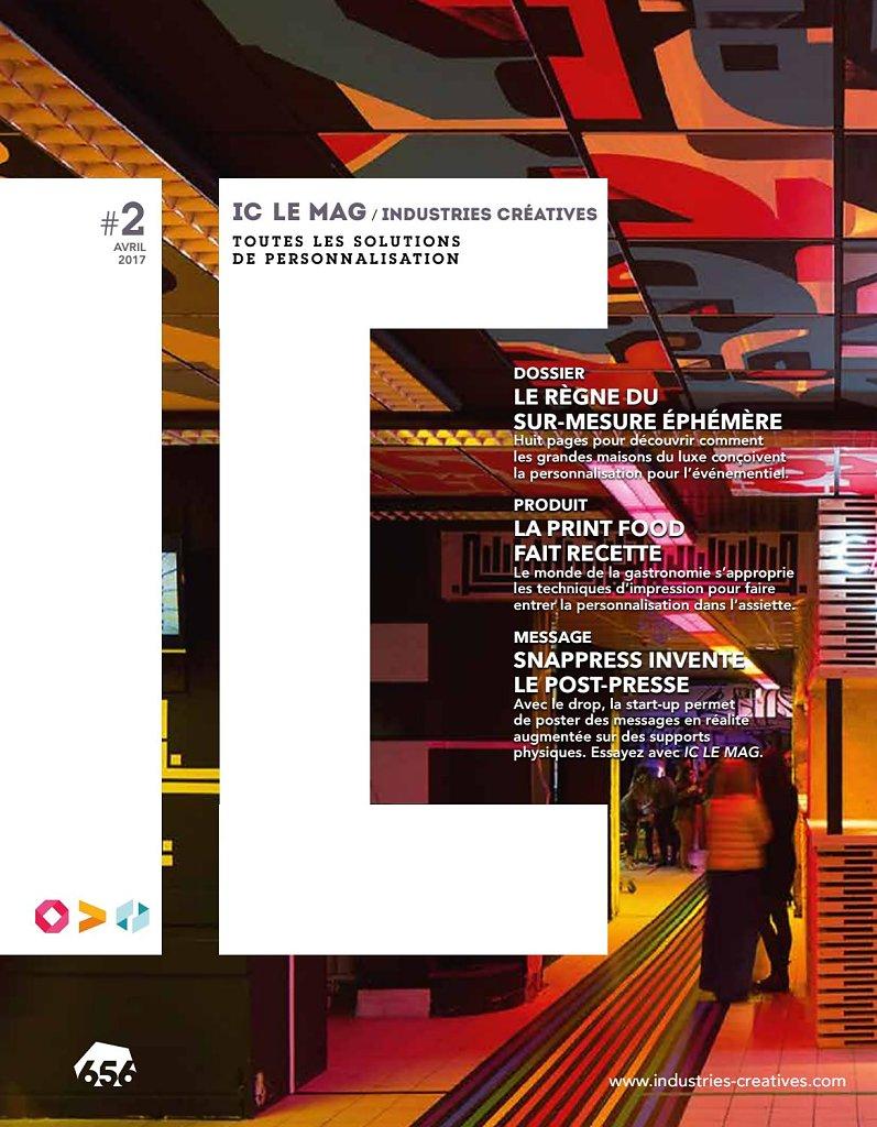 IC Le Mag #2
